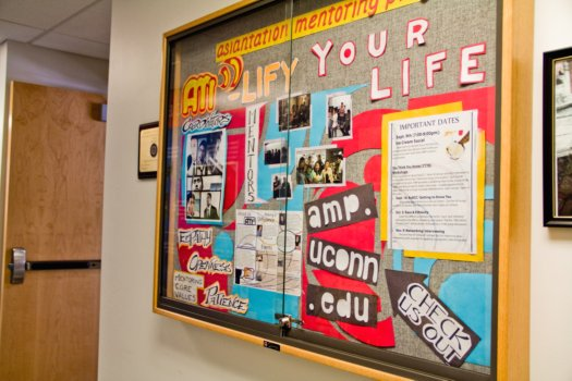 amp bulletin board