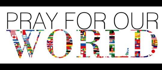 prayforworld