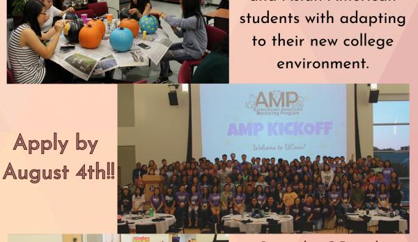 AMP 2021 Mentee Registration